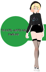 Pastel-Hipster Rin Download by Ohbey