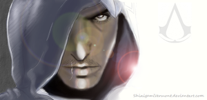 Altair - Great Eagle of Masyaf by ShinigamiVermont