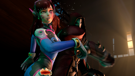 D.va gets owned (VIEW 2) by anotherpunisher