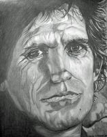 Keith Richards by donna-j