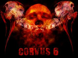 Corvus 6 Wallpaper by Corvus6Designs
