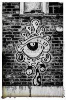 All seeing Eye by deepgrounduk