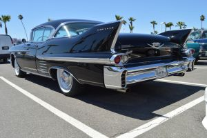 1958 Cadillac Coupe DeVille VII by Brooklyn47