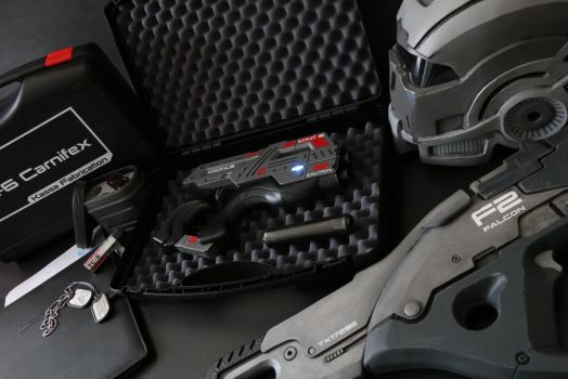 Mass Effect Armory by Ruun