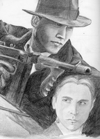 Public Enemies - Finished by AngelLover89