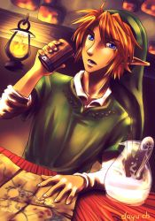 Link, the Last Guest again by Dayu