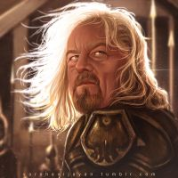 Theoden by VarshaVijayan