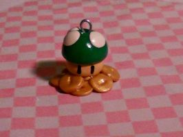 Mario Mushroom on a Pile of Coins WITH TUTORIAL!! by Who-Butt