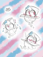More Cappy doodles! - Super Mario Odyssey by Magical1342aj