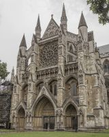 The other side of Westminster Abbey by sequential