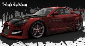 RX-8: Carbon Drip Edition by blade2085