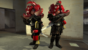 [Tako-Overpass] Marshals of the Prefecture by Cura-The-Yoshi