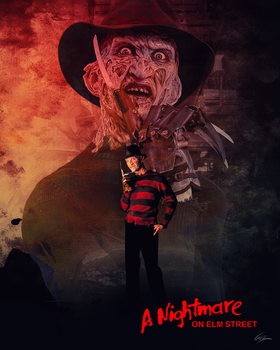 A Nightmare on Elm St V2 by PZNS