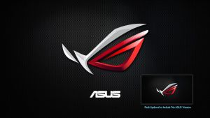 ASUS R.O.G by X3remes