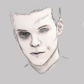 Ian Gallagher the fighter by 9madar