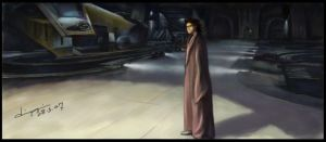 anakin skywalker by Seventing