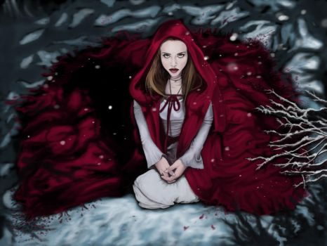 Red Riding Hood by Tago73