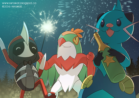 Pokemon: Happy 2016!