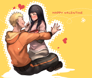 Happy Valentines by NoahXica