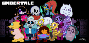 Undertale by Zal001