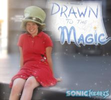 I'm Drawn to the Magic by SonicHearts