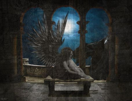 Death and His Angel by BohemianChild1899