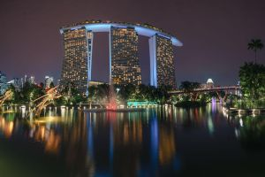 Marina Bay Sands by hessbeck-fotografix
