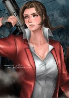 Resident Evil - Claire Redfield by zenkanjia