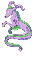 Maraquan Gelert by rimonade