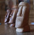 Moai Face by JedSparks
