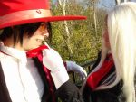 Come here... hellsing cosplay by Doom-In-A-SKORT