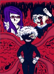 Tokyo Ghoul by SuperBails2016