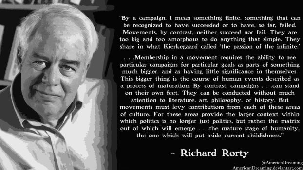 Movements and Campaigns by AmericanDreaming