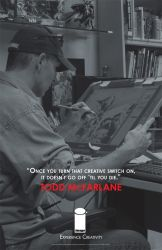 EXPERIENCE CREATIVITY: Todd McFarlane by jtchan