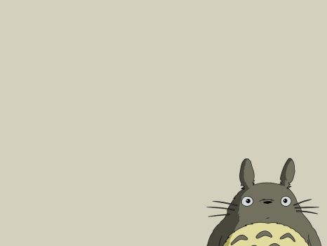 Totoro 01 by erpete