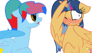 MLP Are You Okay by GalaxySwirlsYT