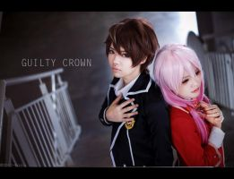 Guilty Crown : I'll Be Strong by yingtze