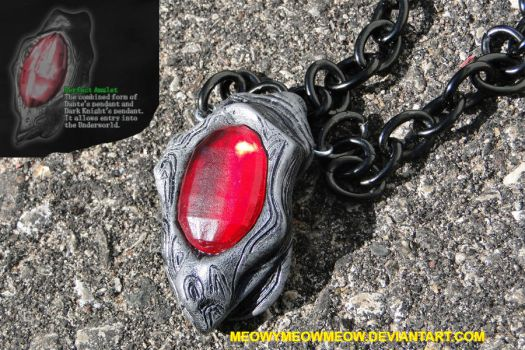 Devil May Cry - Dante's Amulet final 01 by Hypercats