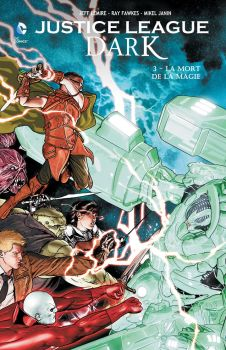JUSTICE LEAGUE DARK Tome 3 by DCTrad