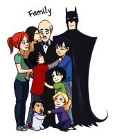 Everybody loves Alfred by gabzillaz