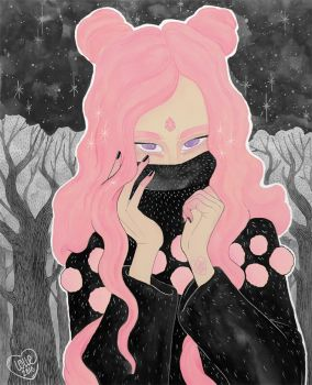 Pink Wicked by l0ll3