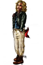 Les Mis extended petition: Gavroche by elfdust