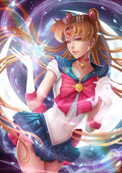 Sailor Moon by magion02