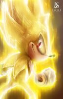 Super Sonic by BlueAlacrity
