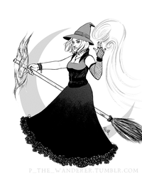Witchsona by P-the-wanderer
