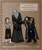 The Hobbit: First Impression by wolfanita