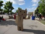 Anime North 2014 - Danbo / Danboard by CallMeMrA