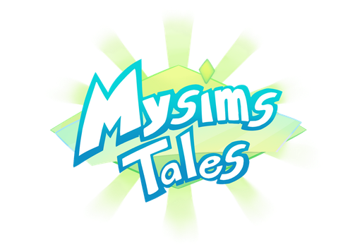 Mysims Tales Logo v1 by Kattinx