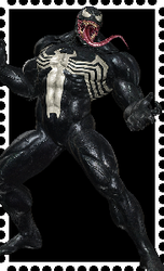 Venom Stamp by WOLFBLADE111