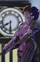 Widowmaker by Superkenomatic